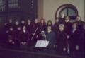 Draudzes koris Rīgā, Torņakalna baznīcā 2006. gada pavasarī