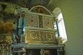 Apriķu baznīcas Kungu loža