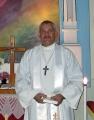 Apriķu draudzes mācītājs Ojārs Freimanis
