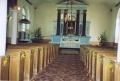 Lutriņu baznīcas iekšskats