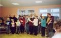 Tikšanās ar Drangedāles (Norvēģija) draudzes pārstāvjiem 2005. gada 28. novembrī
