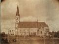 Skats uz baznīcu 20. gs. sākumā