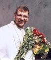 Draudzes iepriekšējais mācītājs Kārlis Rūdolfs Zikmanis