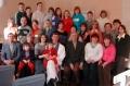 Baznīcas rīkotā Alfa kursa dalībnieki