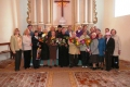 Stendes draudzes locekļi tiek sveikti jubilejās