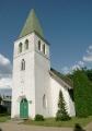 Strenču baznīca - skats no ārpuses