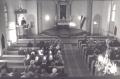 Mācītājs Uldis Matiss 1989. gada 18. novembra LTF dievkalpojumā