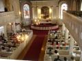 Tukuma baznīca 2005. gada Vasarsvētkos