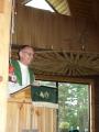 Palīgmācītājs A. Nikolajevs dievkalpojumā