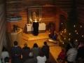 Ziemassvētku dievkalpojums Usmas baznīcā