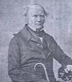 Mācītājs Ferdinands Frīdrihs Šillings (viņa vadībā celta baznīca un jauns skolas nams)