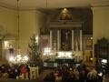 Vecumnieku baznīca Ziemassvētkos