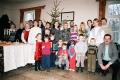 Berģu draudze svin Ziemassvētkus