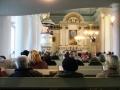 Dievkalpojums baznīcā