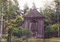 Bornes vecā koka baznīca Brīvdabas muzejā