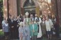 Arhibīskapa Jāņa Vanaga viesošanās Budbergas Sv. Pāvila ev. lut. baznīcas 140 gadu jubilejā 2005. gada 21. augustā