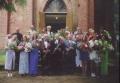 19 jauniešu iesvētības baznīcā 2000. gadā