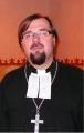 Ērgļu draudzes mācītājs Kaspars Eglītis