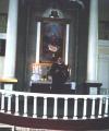 Ēveles draudzē kalpojošais evaņģēlists Augusts Būce