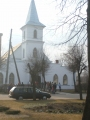 Ilūkstes baznīcas ārskats
